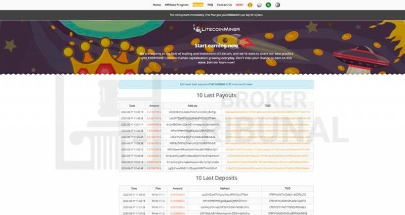 Dogecoinminer – фейк-майнинг, разработанный создателями финансовых пирамид!