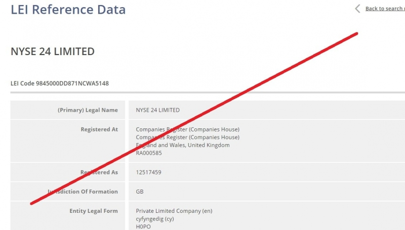 NYSE 24 LIMITED – брокер или нет? Отзывы о nyse24.com