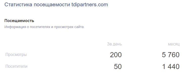 Реальный отзыв о TDI Partners