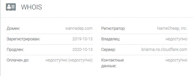 Wannadep – отзывы