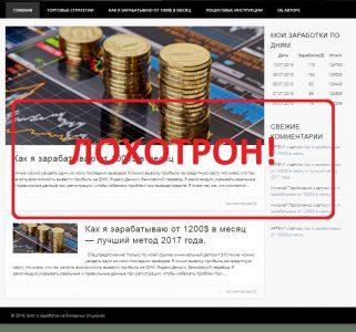 Заработок на бинарных опционах от Николая Кочеткова. Отзывы о брокере FINMAX - Seoseed.ru