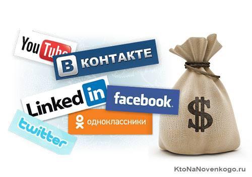 Заработок в соц сетях (деньги на лайках) — как зарабатывают в ВК, Инстаграме, Ютубе, Фейсбуке и других социальных сетях