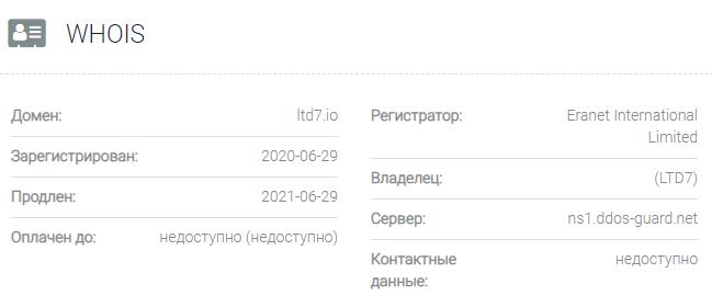 Ltd7 – отзывы