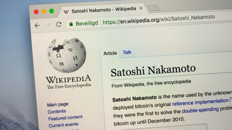 Ненавистник криптовалют удаляет статьи о блокчейне и монетах с Википедии