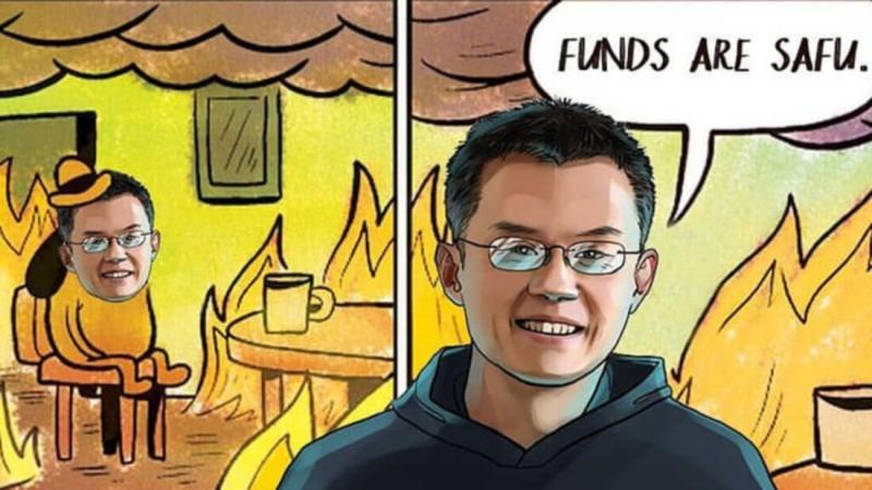 Основателя биржи Binance раскритиковали за добавление новых криптовалютных проектов