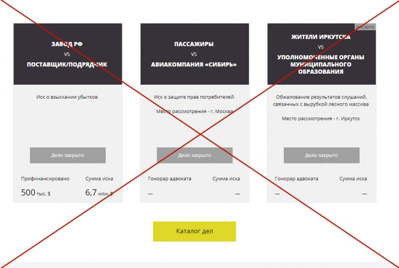 Platforma Online — сервис по финансированию судебных споров. Отзывы о platforma-online.ru