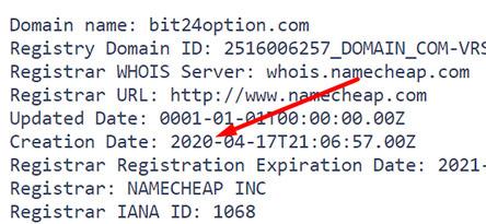 Bit24option — брокер-мошенник на финансовых биржах.
