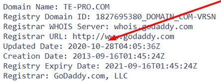 Обзор лживой компании te-pro.com. Можно сразу проходить мимо?