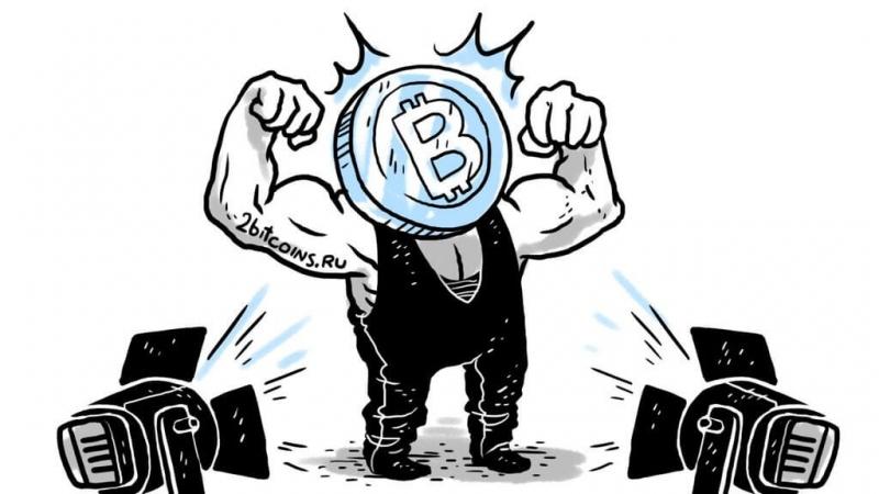 Запрет Биткоина в США и централизация в Китае: какие испытания якобы ждут главную криптовалюту?