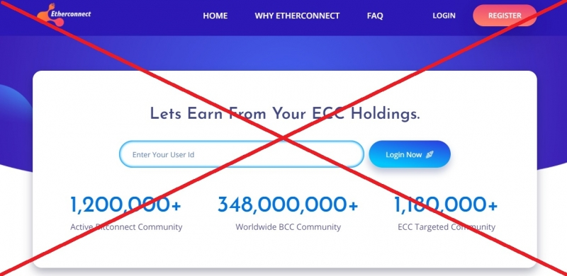 Etherconnect — отзывы о etherconnect.co