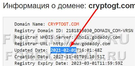 Брокер CryptoGT отзывы. Платформа для потери денег?
